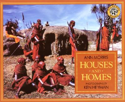 Houses and Homes By Morris, Ann/ Heyman, Ken (PHT)